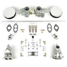 Kit De Carburador Weber 34 TIC Genuino Jetted para VW T3 de doble puerto Jetted 1300-1600cc