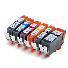 6 NON-OEM INK CARTRIDGE CANON PGI-225 CLI-226 PIXMA MG6120 MG8120 MG6220 MG8220