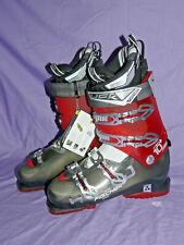 NEW! FISCHER Hybrid 10+ Alpine Downhill Ski BOOTS Men's Size 28.5 323mm Soma-Tec