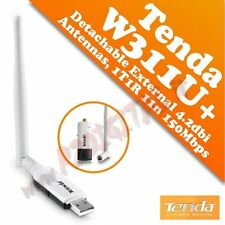 ANTENNA USB TENDA W311U+ 300N DUAL BAND ESTERNA REMOVIBILE ULTRA POTENTE WIFI