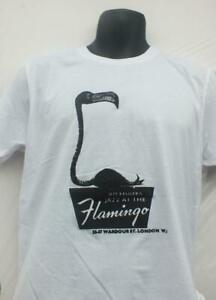 FLAMINGO JAZZ CLUB  T-SHIRT