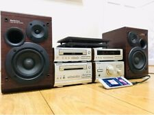 Technics SE-HD501 compact hi-fi system, made in Japan.