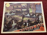 Nobody's Baby Original Movie Lobby Card 1937 MGM 11x14