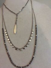 Necklace Set Kc 15 $52 Kenneth Cole Silver-Tone Beaded