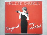 Mylene Farmer cd Maxi Beyond My Control