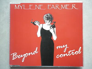 Mylene Farmer cd Maxi Beyond My Control