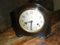 Smiths Vintage Bakerlite Mantle Clock