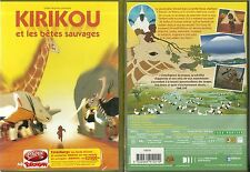 DVD - KIRIKOU ET LES BETES SAUVAGES / NEUF EMBALLE