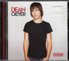 Dean Geyer - Rush - CD: If You Don't Mean It, I'll Be, This World Won't Wait