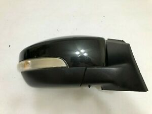 Ford Focus Passenger Right Door Side Mirror Tuxedo Black UH 2012 2013 2014 OEM