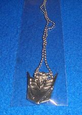 The Transformers Pendant Necklace New
