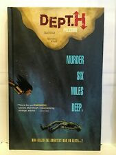 Dept H Volume 1 Hardback Graphic Novel Dark Horse Comics 9781616559892