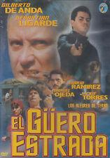 DVD - El Guero Estrada NEW Gilberto De Anda Mario Ramirez FAST SHIPPING !