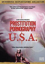 NEW Prostitution Pornography U.S.A. (DVD)
