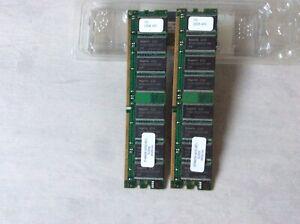 Hynix 823A DDR-400 1GB x 2 RAM