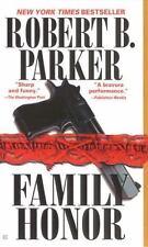 Robert B Parker - Family Honor (2000) Like New Paperback Book