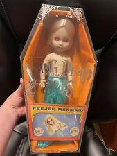 Living Dead Doll Feejee Mermaid Series 30 Nib Mib New Sealed