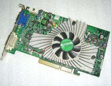 MSI Medion Radeon 9800XT AGP Grafikkarte ATI 9800 XT XXL 128MB R360 MS-8956 DVI