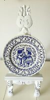 """Vintage 1974 Royal Crownford Staffordshire England A Tribute to Mother Plate 9"""""""