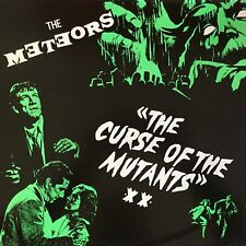 THE METEORS The Curse Of The Mutants LP 1984 Original Excellent Condition