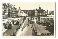 Algeria Algiers the Ramps and The Boulevard