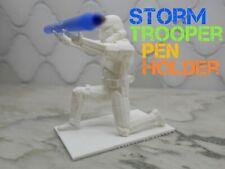 Storm Trooper Star Wars Pen Holder or Ring Holder - FREE SHIPPING!