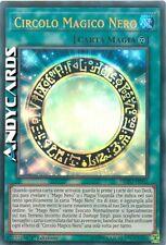 CIRCOLO MAGICO NERO (Dark Magical Circle) • Ultra R • DUPO IT051 • 1Ed • Yugioh!