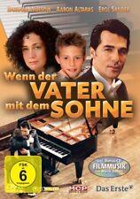 Erol Sander WENN DER VATER MIT DEM SOHNE Barbara Wussow DVD + Filmmusik CD NEU