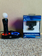 Sony PlayStation Move Motion Controller, Charging Port, and Eye Camera unopened