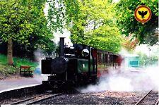 Postcard Railway Baldwin 778 Leighton Buzzard Railway