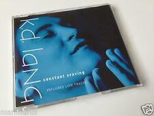 K. D. Lang-Constant psicostimolanti-CD MAXI SINGLE