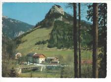 Höllental, Hotel Kaiserbrunn mit Turmstein - Karte von ca. 1965