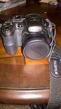 FujiFilm FinePix S2950 Digital Camera 18x Optical Zoom 14 MP Tested And Works