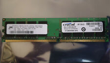 Crucial 1GB Kit DDR2 PC2-5300U 667MHz DIMM 240-pin Memory Module CT12864AA667.8F