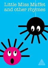 Little Miss Muffet and Other Rhymes-ExLibrary