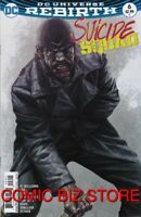 SUICIDE SQUAD #6 (2017) 1ST PRINTING VARIANT COVER BAGGED & BOARDED DC COMICS