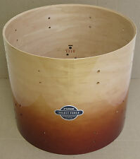 "NEW Sonor Select Force 14"" Maple Floor Tom Drum, Autumn Fade (3007/12/2007/Bass)"