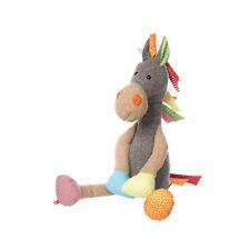 sigikid Sweety Pferd XXL Patchwork Kuscheltier Plüschtier Kuschel Tier H 80 cm
