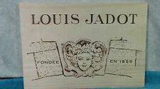 New listing Louis Jadot Fondee Wine Panel End Angel Girl Cherub Face ( Today'S Special)