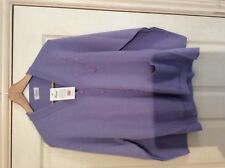 Ladies Gane  UK  2 pocket embroided design cardigan size S & L 2 colours