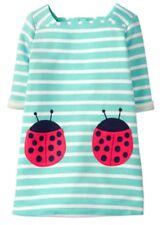 Gymboree Spring Forward Ladybug Pocket Dress Nwt Girls 12-18 M