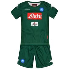 Kappa Completo set KOMBAT BABY KIT NAPOLI Bambino/a Calcio sport CNA