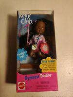 2000 NRFB Gymnast Diedre * Kelly Club* Posable legs!#17324
