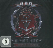 2 DISC  U.D.O. The Marinemusikkorps Nordsee - Navy Metal Night (CD+DVD NTSC) UDO