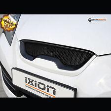 Front Radiator Hood Grill Sleek Silver NCA For 08 09 10 11 Hyundai Genesis Coupe