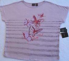 NWT Baby Phat Girls Oversized Lavender/Purple Blouse(Size Xlarge) NEW