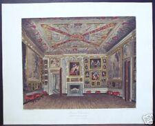 "W. H. Pyne: ""Presence Chamber, Kensington Palace"" 1816"
