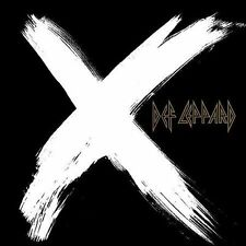NEW - X by Def Leppard