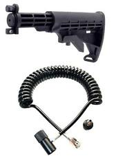 NEW Tippmann A-5 A5 Car Stock & Thick Hose Coiled Paintball Remote QD Sniper