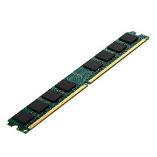 G3497 New 4GB 2X2GB PC2-6400 pc6400 DDR2-800MHz Desktop Memory 240PIN DIMM FOR A